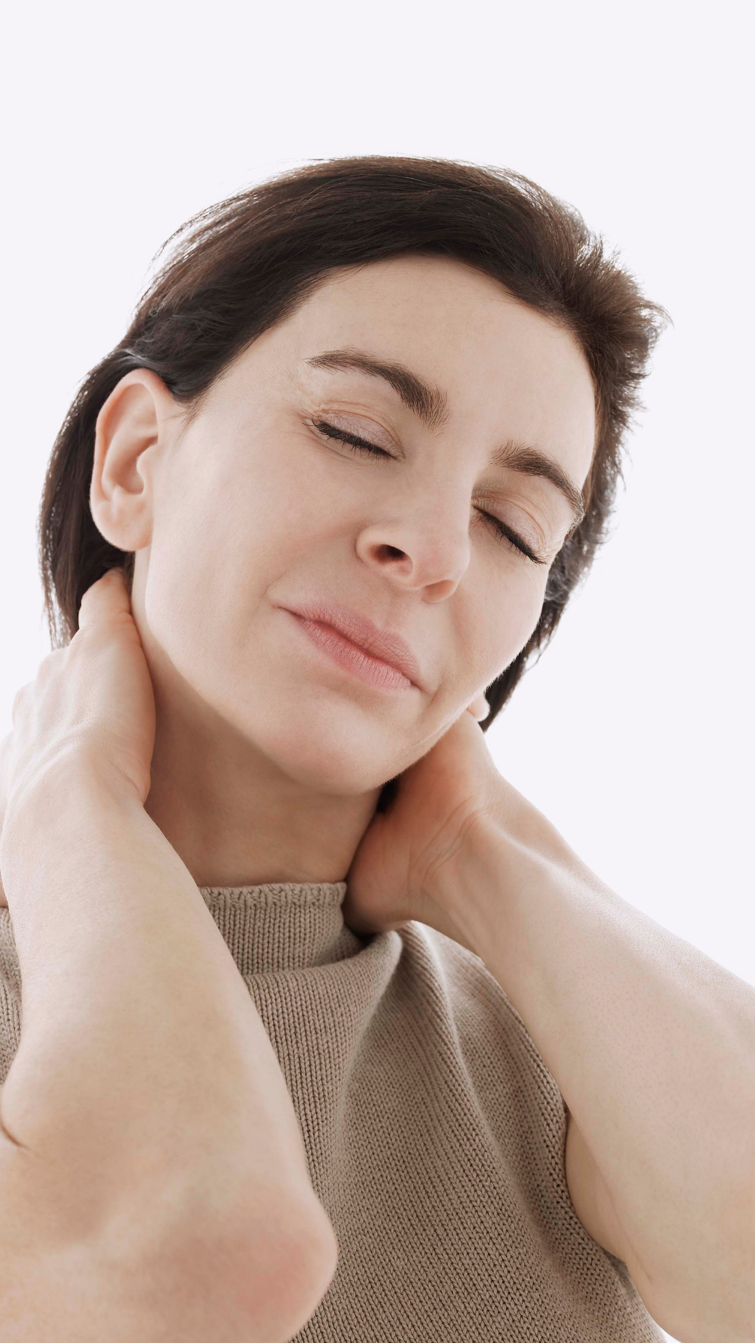 neck pain cervical pillow